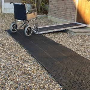 Rollout Trackway