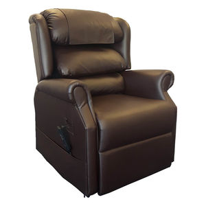 Cosi Chair Ambassador Dual Motor Riser Recline Chair in Ultra Leather - Small