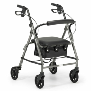 Days 100 Series Lightweight Rollator All Sizes - Quartz