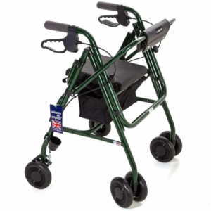 Uniscan Glider Plus Adjustable Rollator