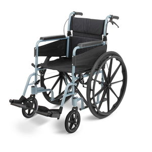Days Escape Lite Narrow Self Propel Wheelchair Racing Green - 091566306-Copy