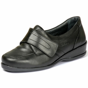 Sandpiper Ladies Shoes - Wardale Black