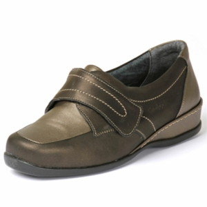 Sandpiper Ladies Shoes - Wardale Brnz/Pewter