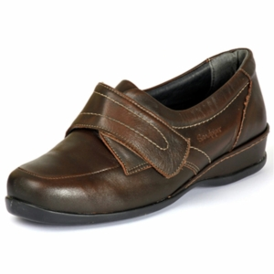 Sandpiper Ladies Shoes - Wardale Chestnut