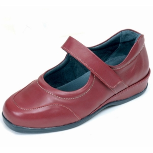 Sandpiper Ladies Shoes - Welton Red