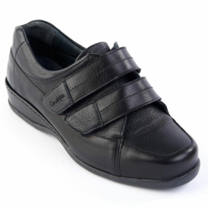 Sandpiper Ladies Shoes - Wested Black