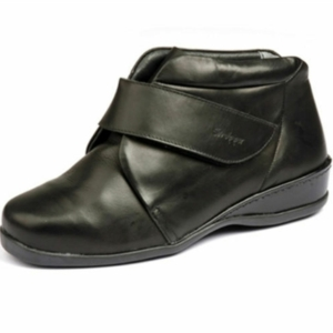 Sandpiper Ladies Shoes - Bolton Black