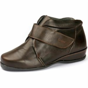 Sandpiper Ladies Shoes - Bolton Chestnut