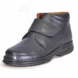 Sandpiper Mens Shoes Brett - Black