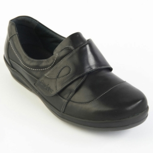 Sandpiper Ladies Shoes - Farden Black