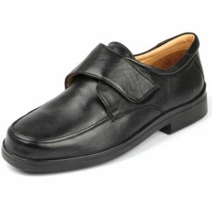Sandpiper Mens Shoes - Terry Black