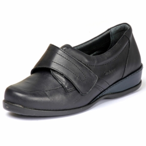 Sandpiper Ladies Shoes - Wardale Navy