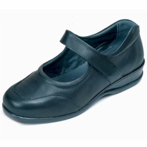 Sandpiper Ladies Shoes - Welton Black
