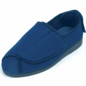 Sandpiper Ladies Slippers - Wendy Navy