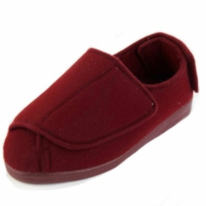 Sandpiper Ladies Slippers - Wendy Wine