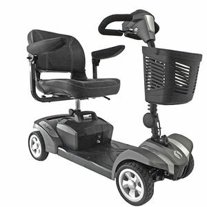 Rascal Veo Sport Mobility Scooter - Platinum Grey