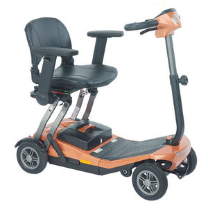 Rascal Smilie Mobility Scooter - Peach