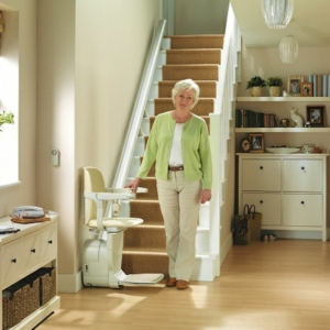 Stannah Siena 600 Straight Stairlift
