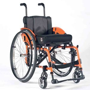Quickie Life FT Lightweight Self Propel Wheelchair