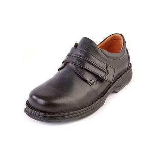 Sandpiper Toby Mens Shoe Black - Various Sizes