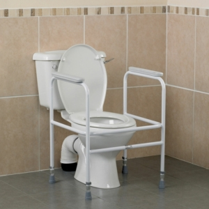 Toilet Frame Free Standing 503A
