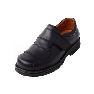 Sandpiper Tom Mens Shoe Black - Various Sizes