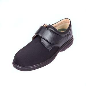 Sandpiper Travis Mens Shoe Black - Various Sizes