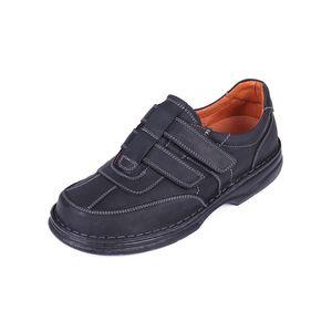Sandpiper Trent Mens Shoe Black - Various Sizes