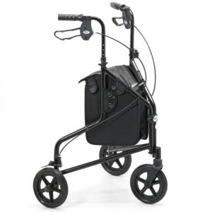 Days Lightweight Aluminium Tri Wheel Walker - Graphite 240LG
