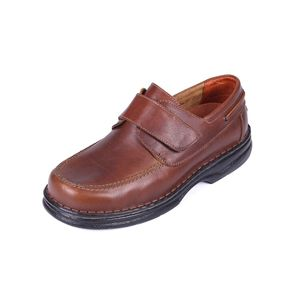 Sandpiper Tully Mens Shoe Brown - Various Sizes