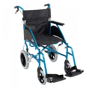 Days Swift Attendant-Propelled Wheelchair Turquoise - Various Sizes