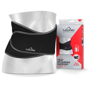 Vulkan Classic Heat Retaining Universal Back Support  One-Size-Fits-All - 091567239
