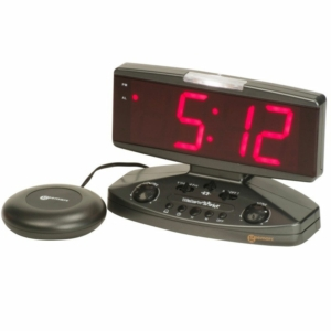 Wake & Shake Vibrating Alarm Clock