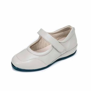 Sandpiper Ladies Shoes Welton Stone - Various Sizes