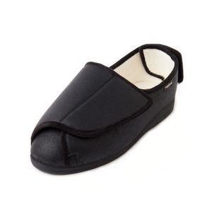 Sandpiper Wesley Mens Slipper Black - Various Sizes