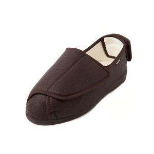 Sandpiper Wesley Mens Slipper Brown - Various Sizes