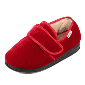Sandpiper Sofia Ladies Slipper Wine - Various Sizes