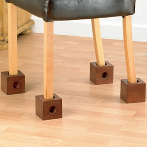 Wooden Chair Raisers
