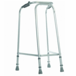 Ultra Narrow Walking Zimmer Frame - Without Wheels