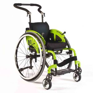 Zippie Simba Childrens Self Propel Manual Wheelchair