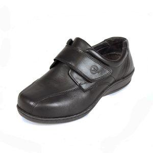 Sandpiper Zurich Ladies Shoe Black - Various Sizes