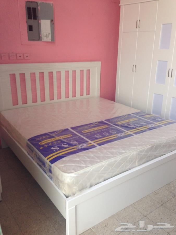 غرف نوم نفرين جديد جاهز وتفصيل حسب الطلب