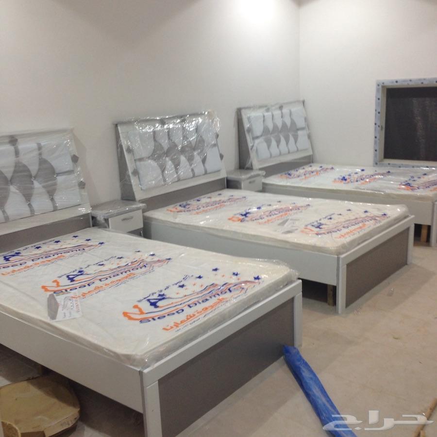 غرف نوم نفرين جديدة 1250 تركيب الرياض