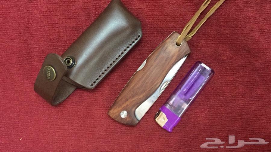 سكين هيلي مطوية