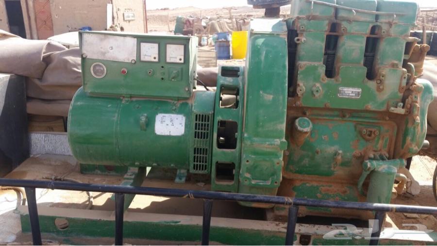مكينة كهرباء للبيع للمخيمات