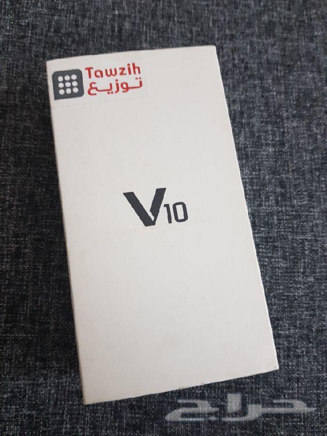 انظف LG V10 32 للبيع مع اكسسواراته (تم البيع)