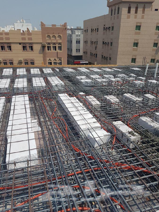 بناء عظم بالمواد بسعر 450  ريال