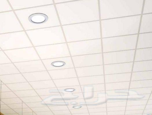 أسقف جبس للمحلات 0533530119