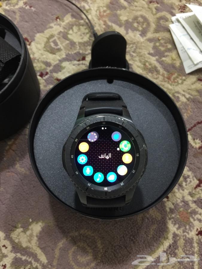بيع ساعة سامسونج اس3 اوالبدل بساعة ابل