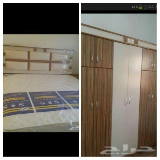 غرف نوم جديده بأشكال حديثه وبأسعار مناسبة